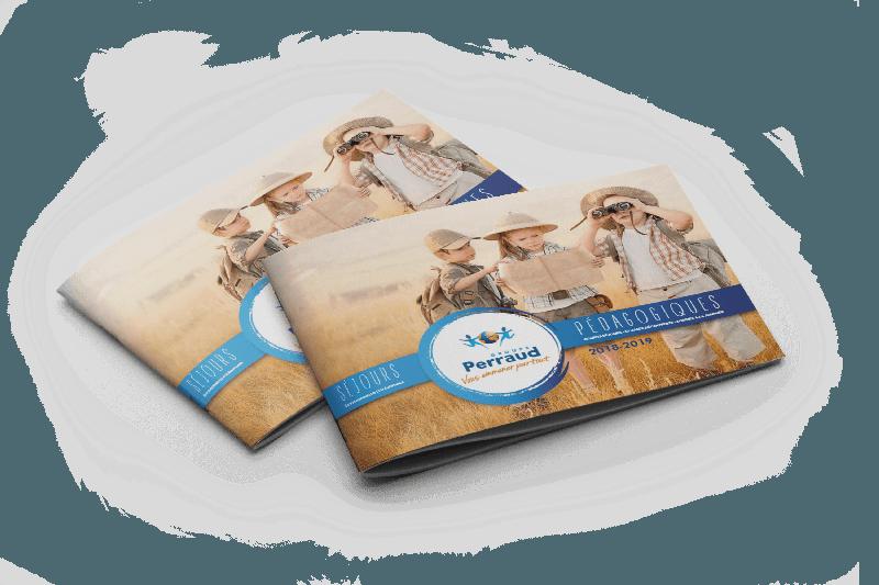 Brochure séjours pédagogiques Groupe Perraud