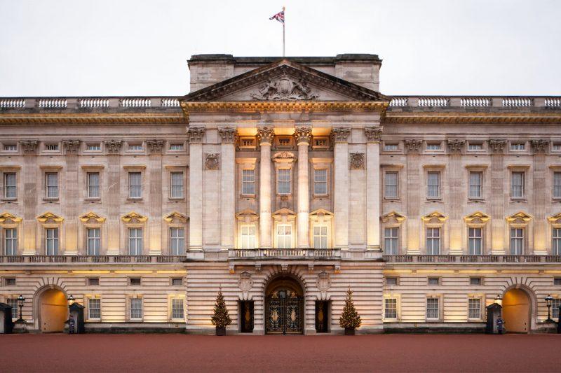Voyage scolaire Londres Buckingham Palace
