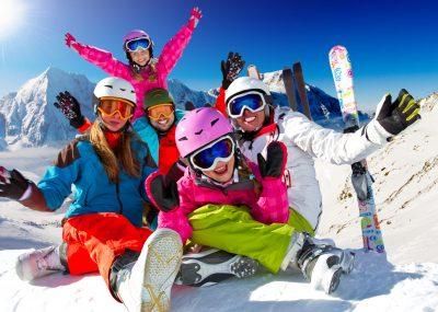 Voyages scolaire neige