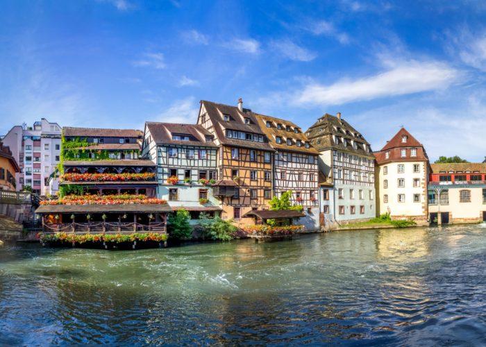 Voyage scolaire Strasbourg