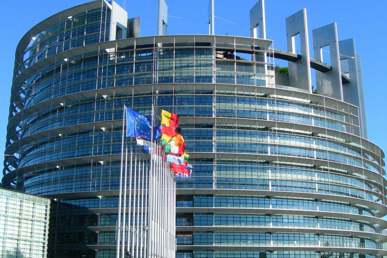 Voyage scolaire Strasbourg Parlement