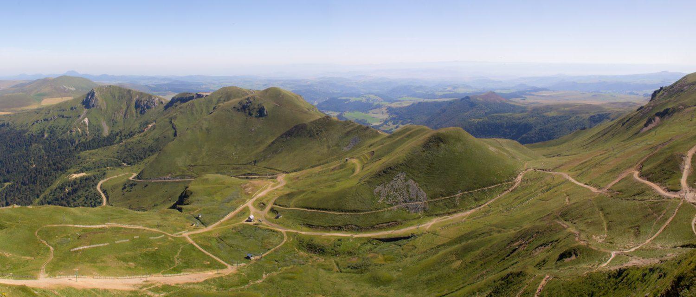 Voyage scolaire Auvergne Chaîne des Puy