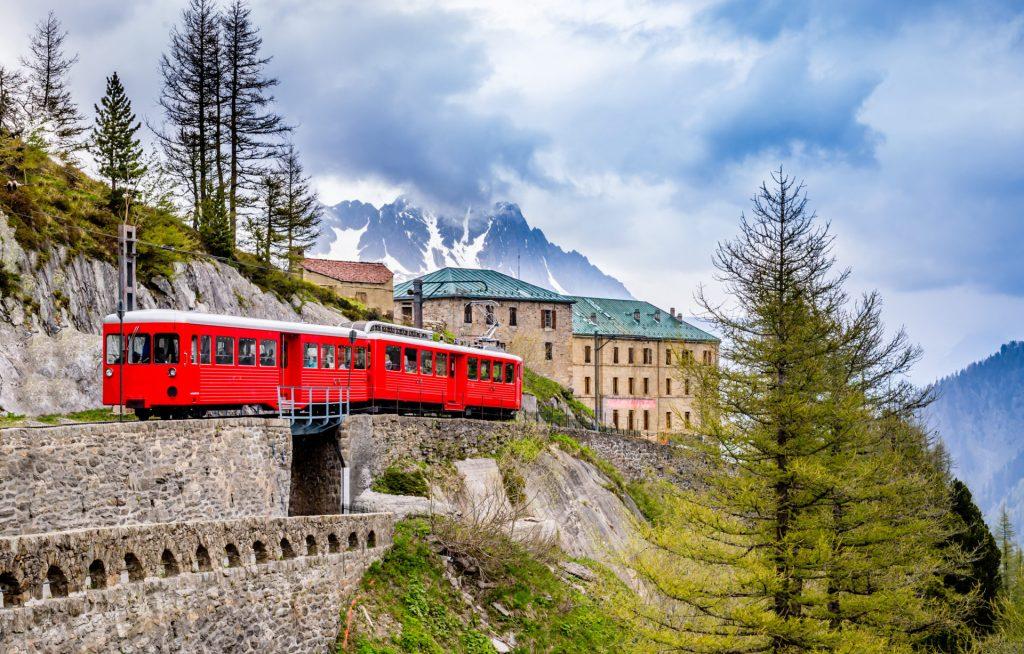 Voyage scolaire Chamonix