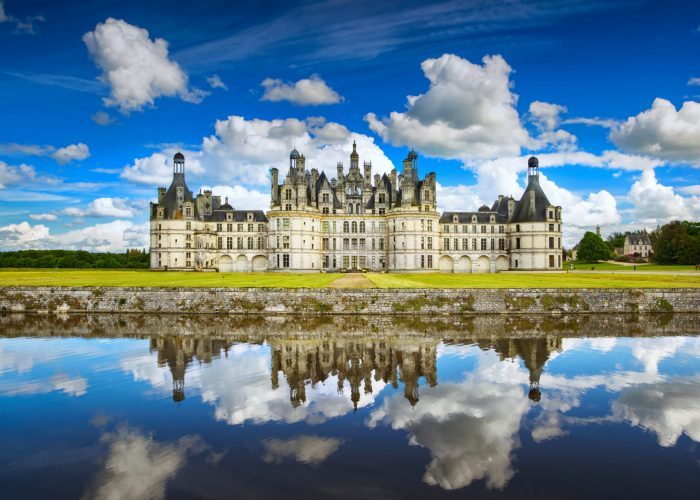 Voyage scolaire Chambord