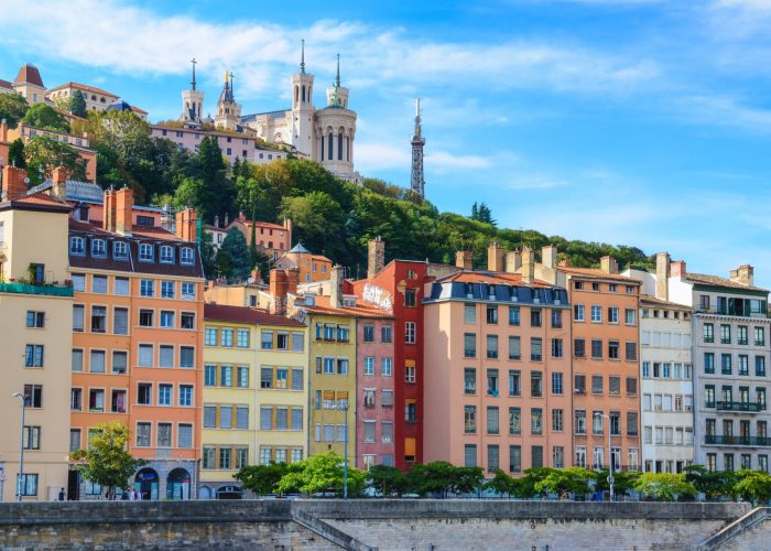 Voyage scolaire Lyon