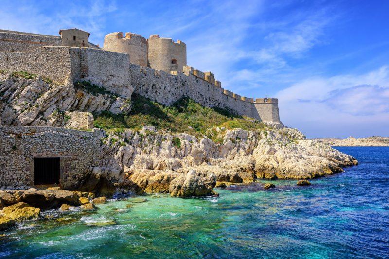Voyage scolaire Marseille Château d'If