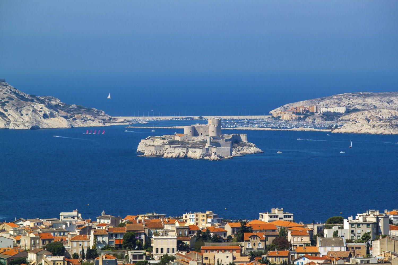 Voyage scolaire Marseille