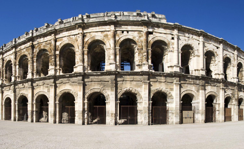 Voyage scolaire Arènes de Nîmes