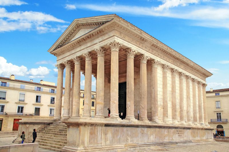 Voyage scolaire Nîmes