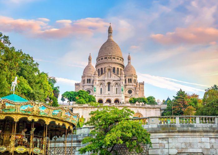 Voyage scolaire Paris Montmartre
