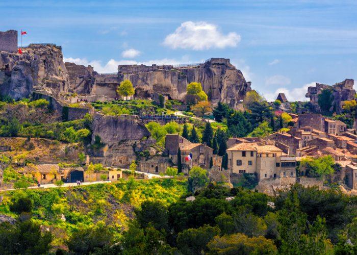 Voyage scolaire Provence Les Baux