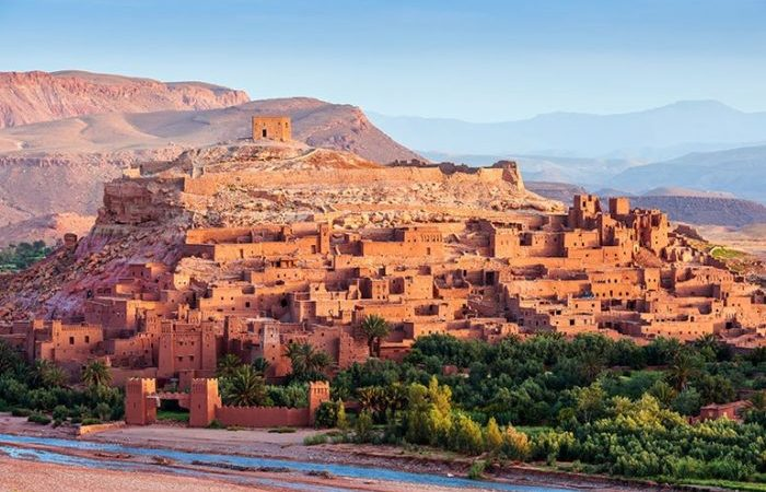 Voyage scolaire Maroc