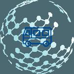 Icône minibus